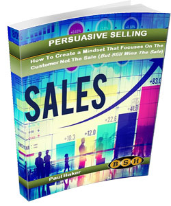 Persuasive Selling Tips