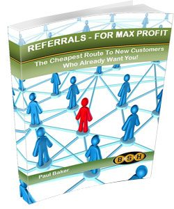 how to get a lot of referrals