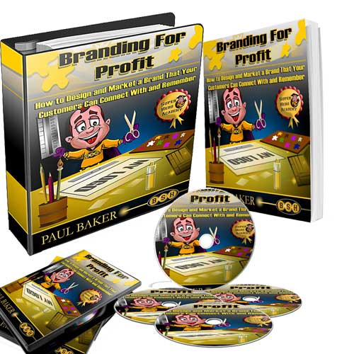 Branding For Profit Bundle - Hard Copy
