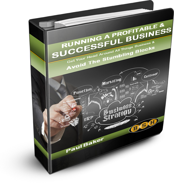 Running a Profitable & Successful Business Bundle