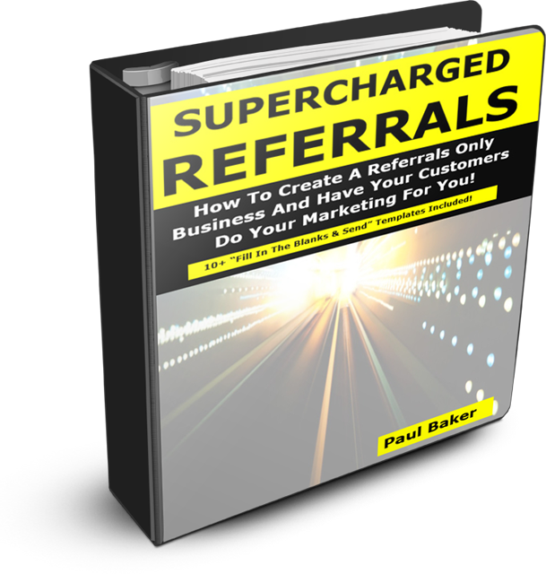 Supercharged Referrals